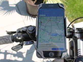 Navigation Fahrrad